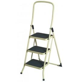 Escalera Metalica Confort de 2 escalones con Goma